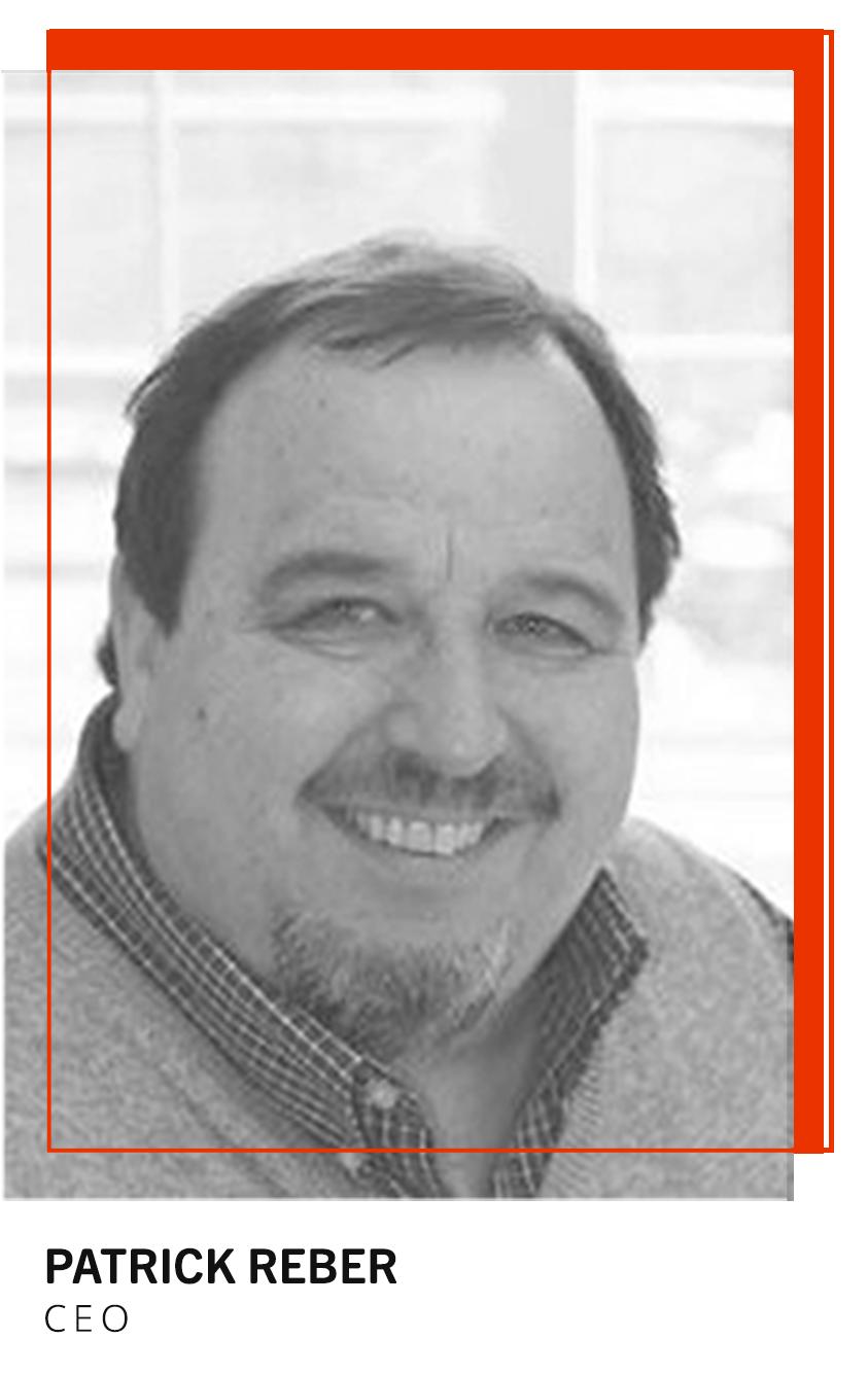 Patrick Reber - CEO
