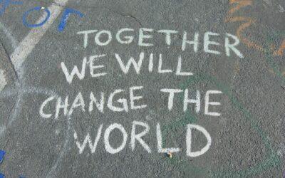 Let's talk community-based restorative justice.